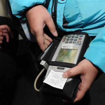 «Электронный кошелек» и «Пенсионная» действуют в автобусах пригородных направлений